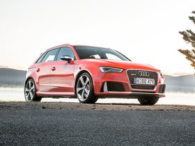 Ver foto 5 de Audi RS3 Sportback Australia 2015