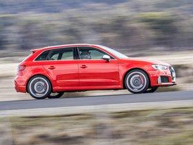 Ver foto 2 de Audi RS3 Sportback Australia 2015