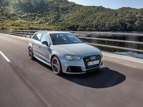 Ver foto 1 de Audi RS3 Sportback Australia 2015