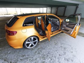 Ver foto 8 de Audi RS3 Sportback Gold Orange by Schwabenfolia 2013