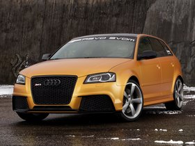 Ver foto 7 de Audi RS3 Sportback Gold Orange by Schwabenfolia 2013