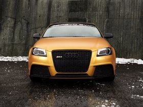 Ver foto 6 de Audi RS3 Sportback Gold Orange by Schwabenfolia 2013