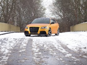 Ver foto 5 de Audi RS3 Sportback Gold Orange by Schwabenfolia 2013