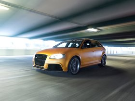 Ver foto 2 de Audi RS3 Sportback Gold Orange by Schwabenfolia 2013