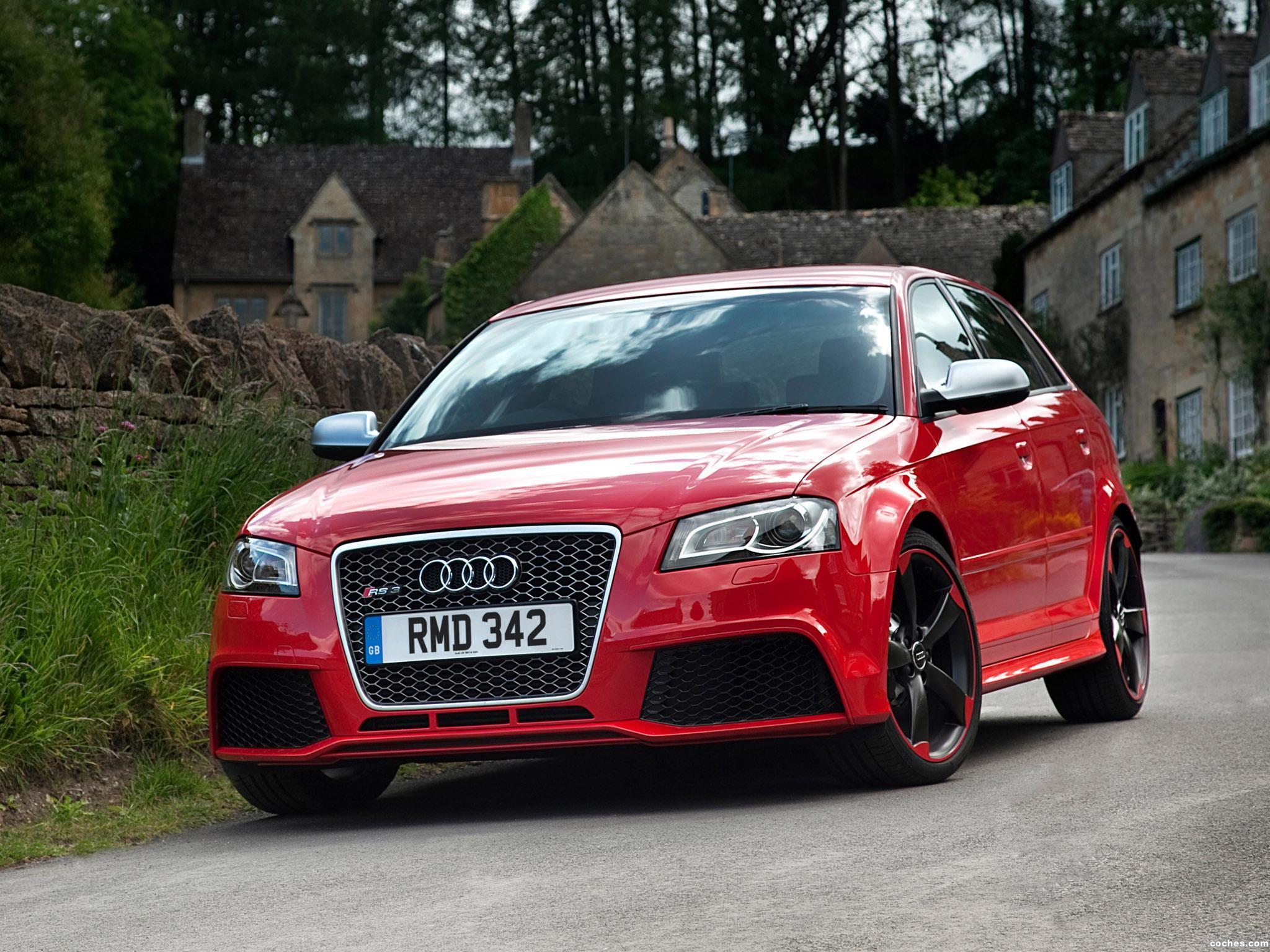 Foto 0 de Audi RS3 Sportback UK 2010