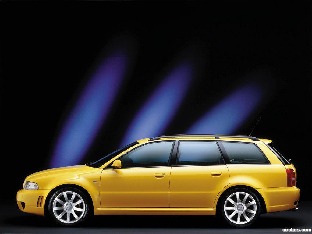 Foto 0 de Audi RS4 Avant B5 1999