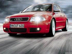 Ver foto 7 de Audi RS4 Avant B5 1999