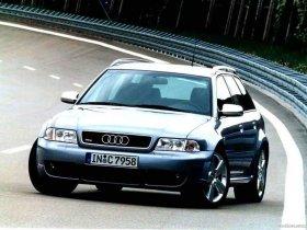 Ver foto 4 de Audi RS4 Avant B5 1999