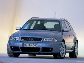 Ver foto 3 de Audi RS4 Avant B5 1999