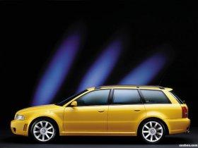 Ver foto 1 de Audi RS4 Avant B5 1999