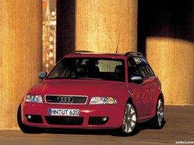 Ver foto 9 de Audi RS4 Avant B5 1999
