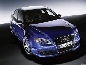 Ver foto 10 de Audi RS4 Sedan B7 2006