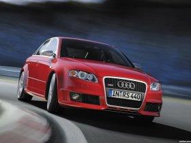 Ver foto 6 de Audi RS4 Sedan B7 2006