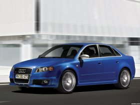 Ver foto 16 de Audi RS4 Sedan B7 2006