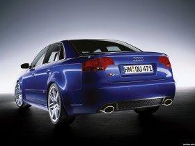 Ver foto 12 de Audi RS4 Sedan B7 2006