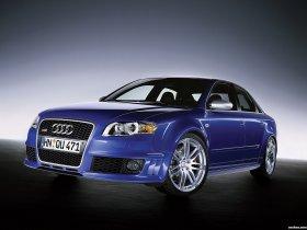 Ver foto 11 de Audi RS4 Sedan B7 2006