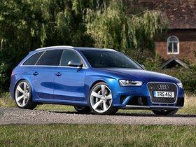 Ver foto 1 de Audi RS4 Avant UK 2013