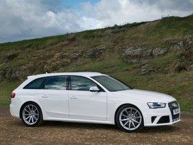 Ver foto 6 de Audi RS4 Avant UK 2013