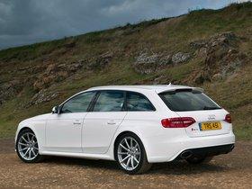 Ver foto 5 de Audi RS4 Avant UK 2013