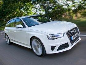Ver foto 4 de Audi RS4 Avant UK 2013