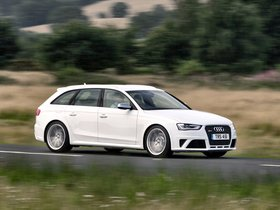 Ver foto 2 de Audi RS4 Avant UK 2013