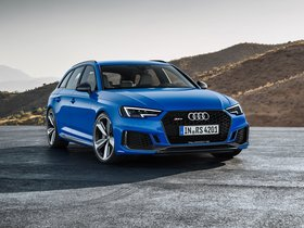 Fotos de Audi RS4 Avant 2017