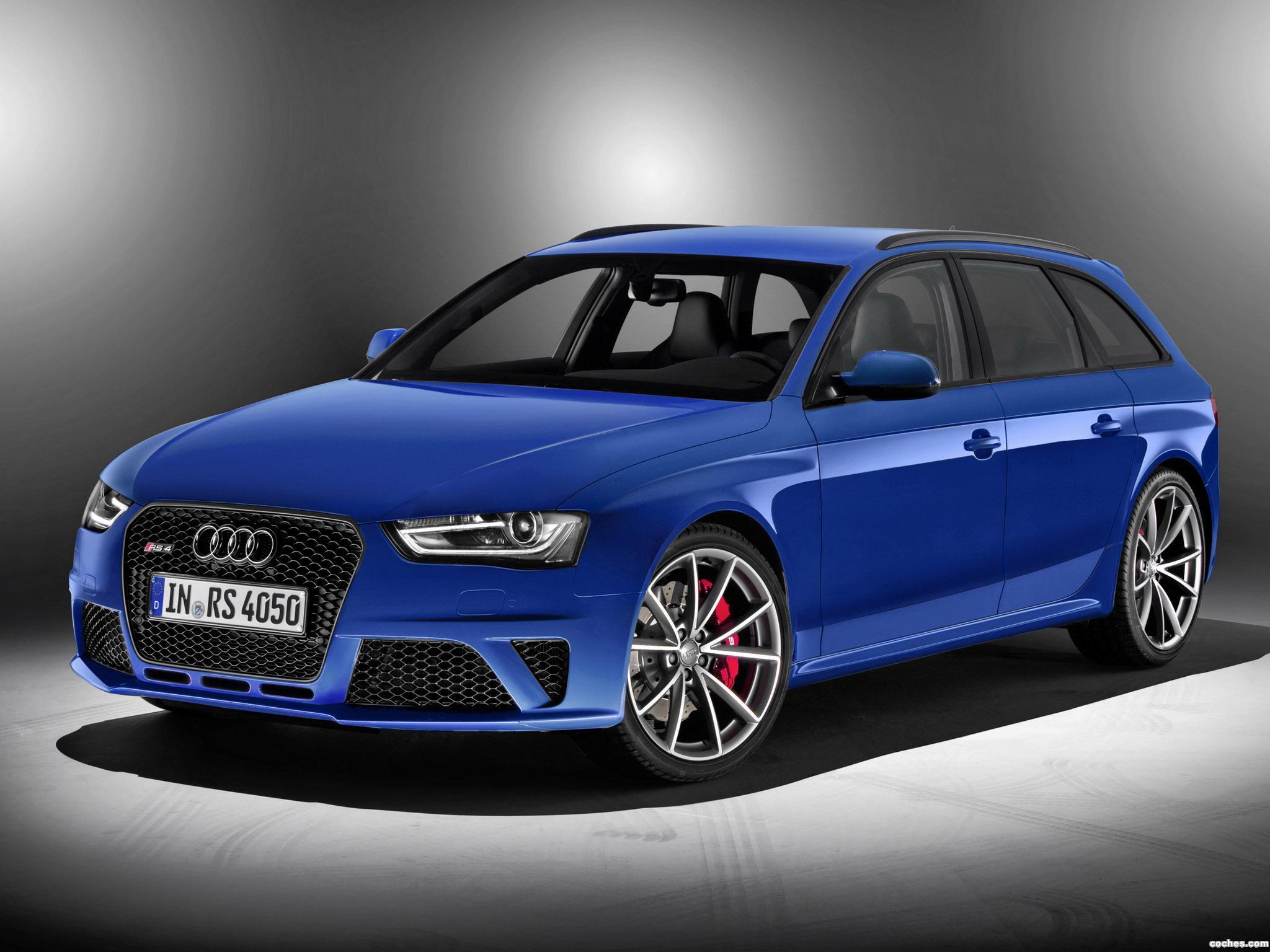 Foto 0 de Audi RS4 Avant Nogaro Selection 2014