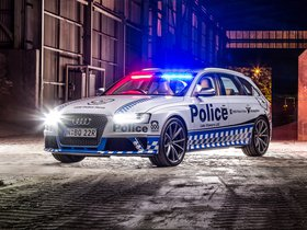 Ver foto 9 de Audi RS4 Avant Police Car Australia 2015