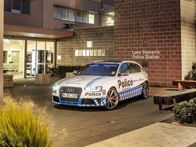 Ver foto 8 de Audi RS4 Avant Police Car Australia 2015
