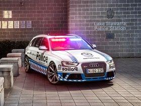 Ver foto 7 de Audi RS4 Avant Police Car Australia 2015