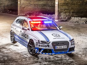 Ver foto 5 de Audi RS4 Avant Police Car Australia 2015