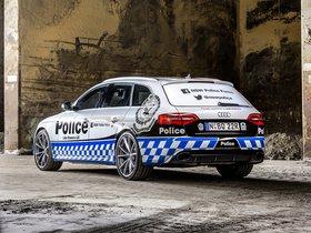 Ver foto 4 de Audi RS4 Avant Police Car Australia 2015