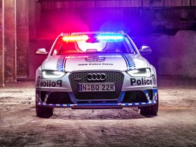 Ver foto 3 de Audi RS4 Avant Police Car Australia 2015