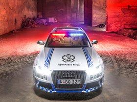 Fotos de Audi RS4 Avant Police Car Australia 2015