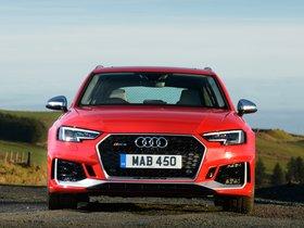 Ver foto 12 de Audi RS4 Avant UK