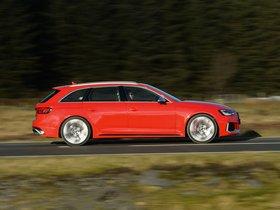 Ver foto 11 de Audi RS4 Avant UK