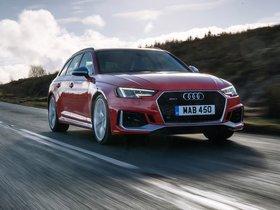 Ver foto 10 de Audi RS4 Avant UK
