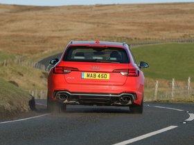 Ver foto 9 de Audi RS4 Avant UK