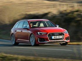 Ver foto 8 de Audi RS4 Avant UK