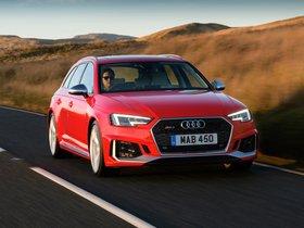 Ver foto 6 de Audi RS4 Avant UK