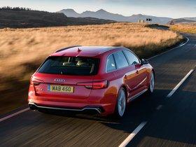 Ver foto 5 de Audi RS4 Avant UK