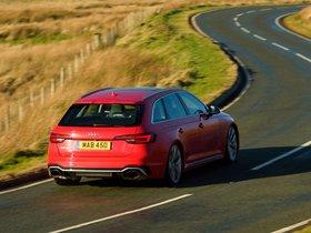 Ver foto 3 de Audi RS4 Avant UK