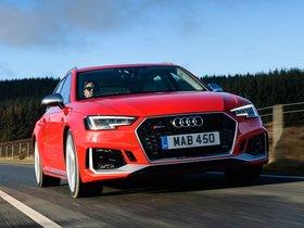 Ver foto 2 de Audi RS4 Avant UK