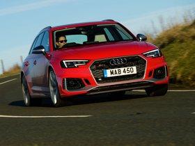 Ver foto 1 de Audi RS4 Avant UK