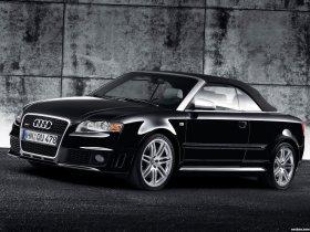 Ver foto 8 de Audi RS4 Cabriolet B7 2006