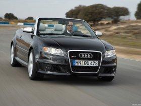 Ver foto 5 de Audi RS4 Cabriolet B7 2006