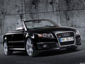 Ver foto 1 de Audi RS4 Cabriolet B7 2006