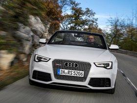 Ver foto 25 de Audi RS5 Cabrio 2012