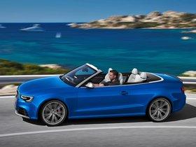 Ver foto 20 de Audi RS5 Cabrio 2012