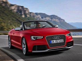 Ver foto 18 de Audi RS5 Cabrio 2012